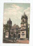 G-I-E , Cp , PANAMA , Cathedral Church , Vierge , Ed : Maduio - Panama