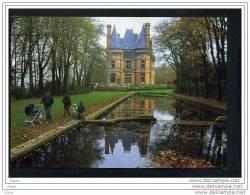 29  SAINT GOAZEC           Â…..     Le Chateau Et Le Bassin De La Chasse - France