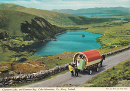 Irlanda--Kerry---Glanmore Lake, And Kenmare Bay--Caha Mountains- - Kerry
