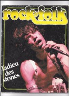 ROCK AND FOLK N 98 - Musique