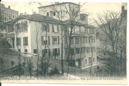 Lyon   Coin Du Parc De La Polyclinique Saint Charles 9 Rue De L'annonciation - Lyon