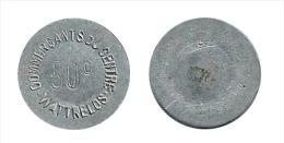 N2187 - Wattrelos: Commerçants Du Centre: 50 C (inédit!) - Monetary / Of Necessity