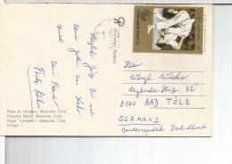 ALEMANIA TP SELLO JUEGOS OLIMPICOS DE MONTREAL 1976 LUCHA ARTES MARCIALES