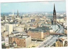 Hamburg - Blick Auf Die Innenstadt - City-sight  - 1964 - Mitte