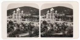 Cathedral - Mashuk Mountain - Pyatigorsk - Caucasus - Russia - Russie - Stereo Photo - Stereoscopique - Old Photo - Photos Stéréoscopiques