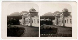 Ostrov Bath - Beshtau Mountain - Zheleznovodsk - Caucasus - Russia - Russie - Stereo Photo - Stereoscopique - Old Photo - Photos Stéréoscopiques
