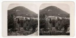 Zheleznaya Hill - Gallery - Zheleznovodsk - Caucasus - Russia - Russie - Stereo Photo - Stereoscopique - Old Photo - Photos Stéréoscopiques