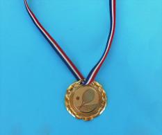 TENNIS - Croatian Nice Medal 2012. * Tenis Sport Medaille Medaglia Medalla Medalha - Apparel, Souvenirs & Other
