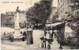 MILLAU - Place Du Mandaroux      (85516) - Millau