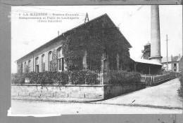 LA Machine Station Centrale Comprésseurs Et Puits De La Chapelle(usine Schneider - La Machine