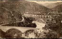 CPA -  Chapeauroux (48) - Viaduc Ferroviaire - Otros Municipios