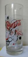 AC - COCA COLA - LIGHT NEW RARE GLASS FROM TURKEY - Tazas & Vasos
