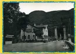 Cusy Pont De L'Abime Sur Le Cheran.  Hotel Restaurant DEMEURE Publicité Ricard.  Edit TELE - Sin Clasificación
