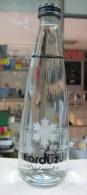 AC - KARDUZU NATURAL MINERAL WATER UNOPENED GLASS BOTTLE 330 Ml FROM TURKEY - Andere Flessen