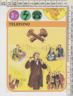 Telephone - Old Telephone, Alexander Graham Bell And His Telephones Telefono - Postal Services