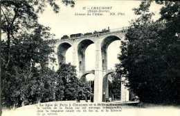 CPA -  Chaumont (52) - Viaduc Ferroviaire - Chaumont