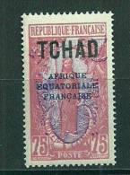 Tchad: N°33 ** Type Du Congo