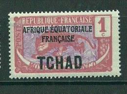 Tchad: N°1 ** Type Du Congo - Unused Stamps