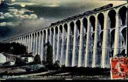 CPA -  Chaumont (52) - Viaduc Ferroviaire La Nuit - Chaumont