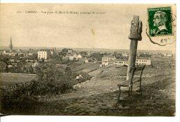 Carnac (56) - Vue Prise Du Mt.St-Michel, Tumulus De Ce Nom - Carnac