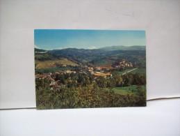 "Panorama ""Pievebovigliana""  MC  ""Marche""  (Italia) - Macerata"