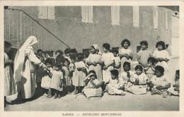ALGERIE - Orphelinat Saint Charles - CPA - Scènes & Types