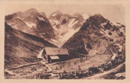 Col Du LAUTARET ( 05 )  Le Jardin Alpin Et La Meije - Non Classés