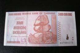 Billet Du Zimbawe** - Zimbabwe