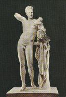 Grecia--Olympia--Museum--Hermes Of Praxiteles-- - Grecia
