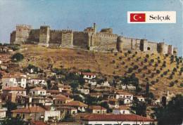 Turquia--Selcuk--Kale-- - Castillos