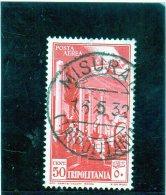 1931 Tripolitania - Posta Aerea C. 50 - Tripolitania