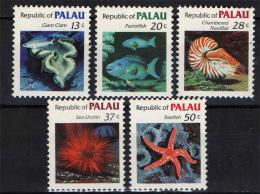 PALAU - 1983 - VITA MARINA - MARINE LIFE - NUOVI MNH - Palau
