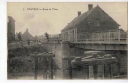 3.Stavele - Pont De L'Yser - Alveringem