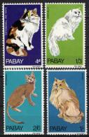 TEMATICA GATTI  - NUOVI MNH - Domestic Cats