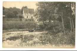 37 - CHAVIGNY - Le Vieux Cher - PONT-CHER Commune De JOUE LES TOURS    - Collection POINTREAU TABACS - Altri Comuni