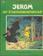 JEROM / N° 56  / HET STUNTMANNENSYNDICAAT / VANDERSTEEN 1e DRUK - Jerom