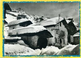 MERIBEL-LES-ALLUES  MUSSILLON ET LA DENT DE BURGIN .  Edit Carlos N° N°1023  Postée 1967 - Sonstige Gemeinden