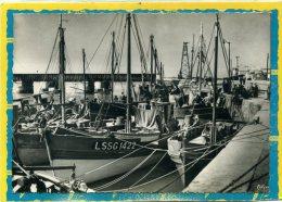 SAINT GILLES Sur VIE.  Un Coin Du Port Edit Cim  Postée 1954 - Saint Gilles Croix De Vie