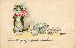 Postcard / CP / Postkaart / Cat / Chat / Artist Edmond Sorhein - Illustrateurs & Photographes