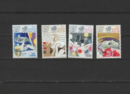 Cyprus 1988 Olympic Games Seoul, Judo Etc. Set Of 4 MNH - Summer 1988: Seoul