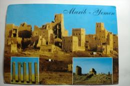 Marib - Yemen - Format: 168mm Sur 119mm - Yémen