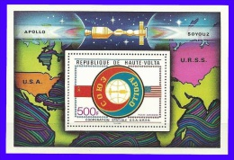 Haute Volta  Bloc N° 5AG  YT  Neuf ** Gomme Parfaite Sans Charnière - Upper Volta (1958-1984)