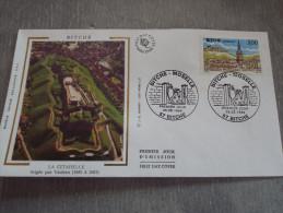 FDC  Citadelle Vauban De BITCHE 25/05/1996 - FDC