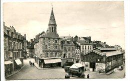 GUERET (23) - Place Du Marché - Guéret