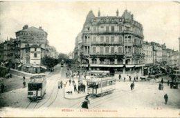 BEZIERS (34) - Animation Sur La Place De La République - Beziers