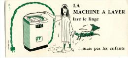 7 Buvards ELECTRICITE - Appareils électriques : Frigo, Aspirateur, Lave Linge, Four, Eau Chaude, Divers Appareils... - Electricity & Gas