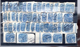 1937 Pigeon Y 18  5  H ( Tarif Le Plus Courant ) 100 Pieces Dont Nombreuses Privées - Timbres Pour Journaux