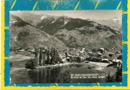 St Bon (Savoie) Le Pra Et Le Lac Du Pra - Sonstige Gemeinden