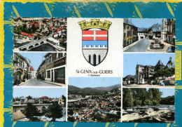 St Genix Sur Guiers. Multivues.  Edit Cim N°c-21 - Sonstige Gemeinden