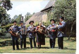 """BRIVE-la-GAILLARDE (19) - Groupe Folklorique  """"Los Menestriers"""" - Brive La Gaillarde"""